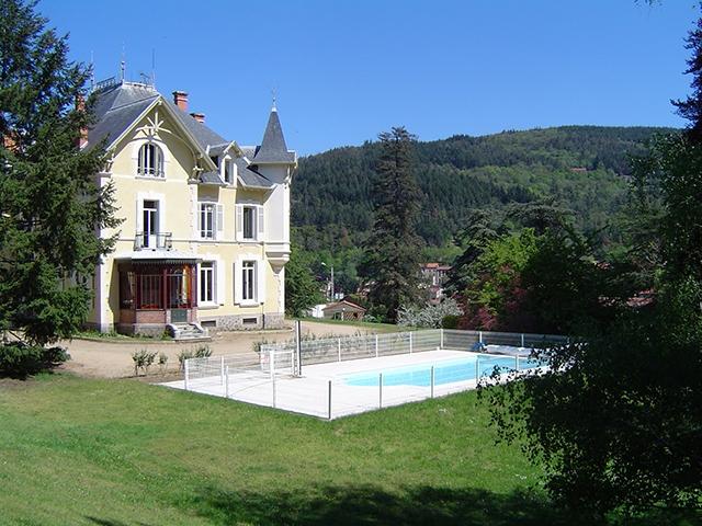 Saint-Julien-Molin-Molette - Château 19.0 pièces