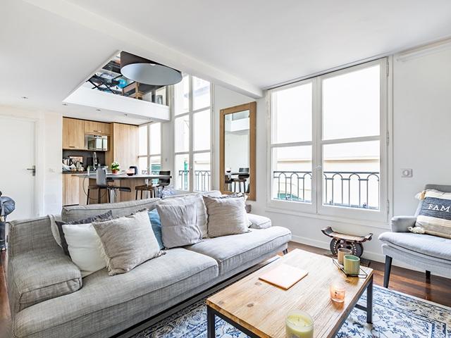 Bien immobilier - Paris - Appartement 4.0 pièces