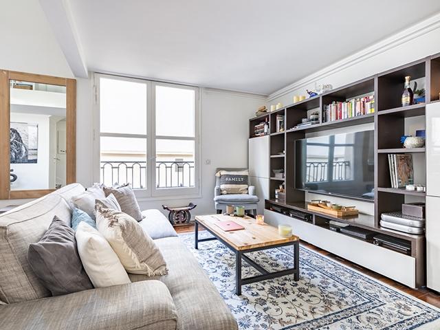 Paris 75004 ILE-DE-FRANCE - Appartement 4.0 pièces - TissoT Immobilier