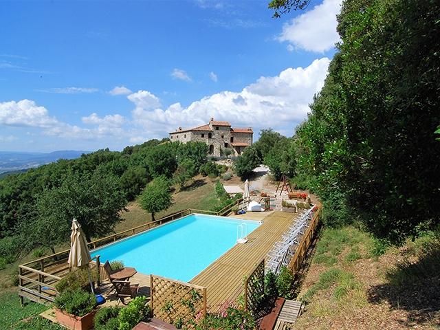 Pomarance -  Fattoria - Vendita immobiliare - Italia - TissoT Immobiliare TissoT