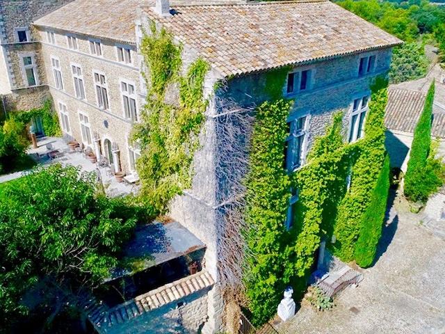 Cornillon-Confoux TissoT Immobilier : Château 15.0 pièces