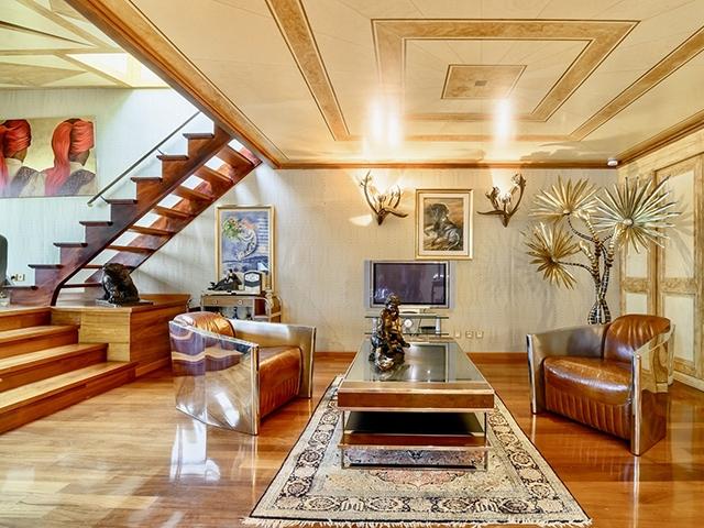 Cannes TissoT Immobilier : Duplex 9.0 pièces