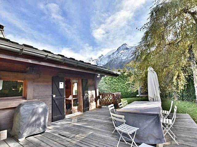 Bien immobilier - Les Houches - Chalet 6.0 pièces