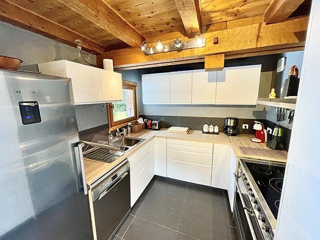 Les Houches TissoT Immobilier : Chalet 6.0 pièces