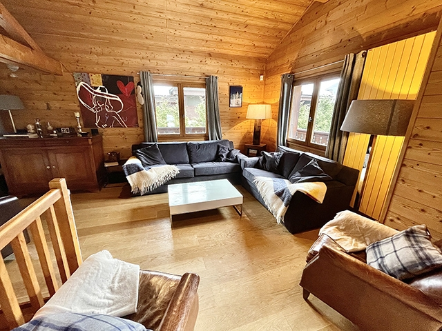 Les Houches 74310 AUVERGNE-RHONE-ALPES - Chalet 6.0 pièces - TissoT Immobilier