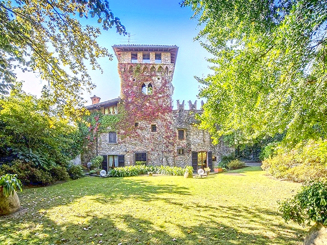 Gorle -  Castle - Real estate sale Italy Apartment House Switzerland TissoT
