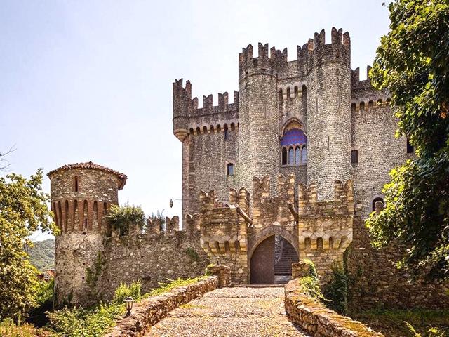 Saluzzo - Splendide Château - Vente Immobilier - Italie - TissoT