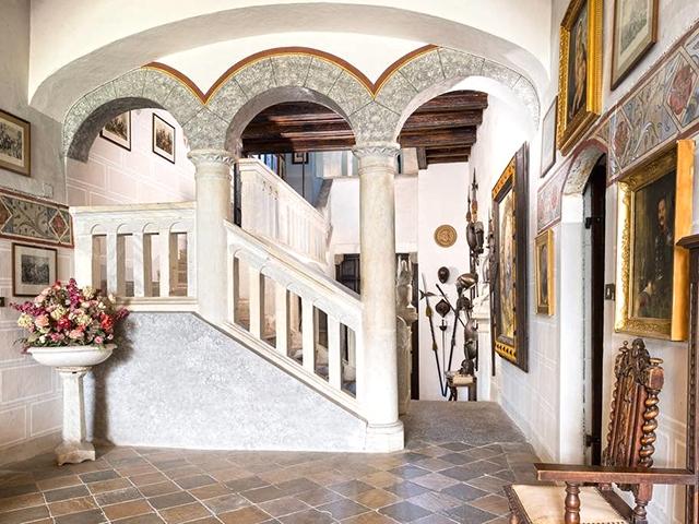 Bien immobilier - Saluzzo - Château 12.0 pièces