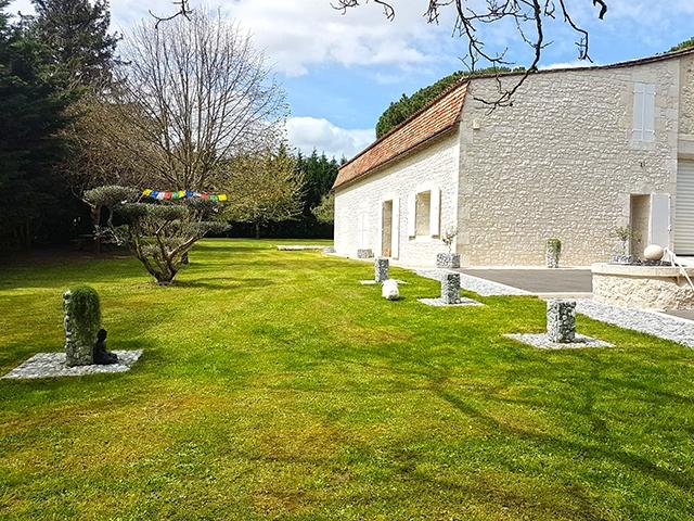 Port-Sainte-Foy-et-Ponchapt 33220 AQUITAINE-LIMOUSIN-POITOU-CHARENTES - Maison 5.5 pièces - TissoT Immobilier