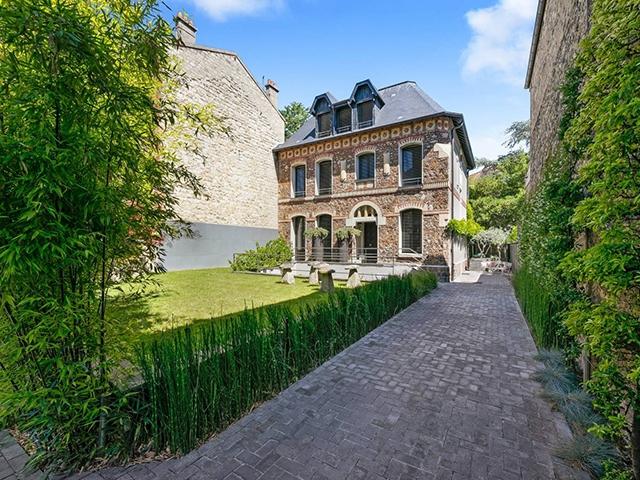 Boulogne-Billancourt - Magnifique Maison 12.0 pièces - Vente immobilière