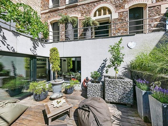 Bien immobilier - Boulogne-Billancourt - Maison 12.0 pièces