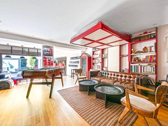 Boulogne-Billancourt 92100 ILE-DE-FRANCE - Maison 12.0 pièces - TissoT Immobilier