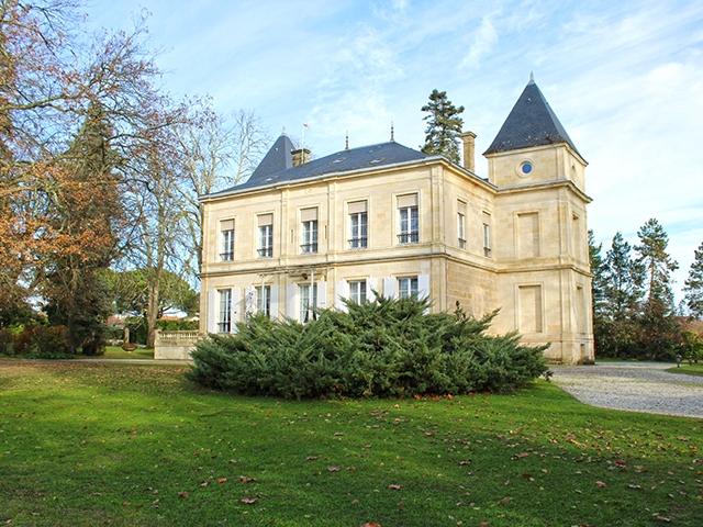 Léognan - Splendide Château - Vente Immobilier - France - TissoT
