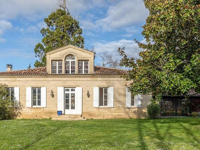 Bien immobilier - Barsac - Château 12.0 pièces