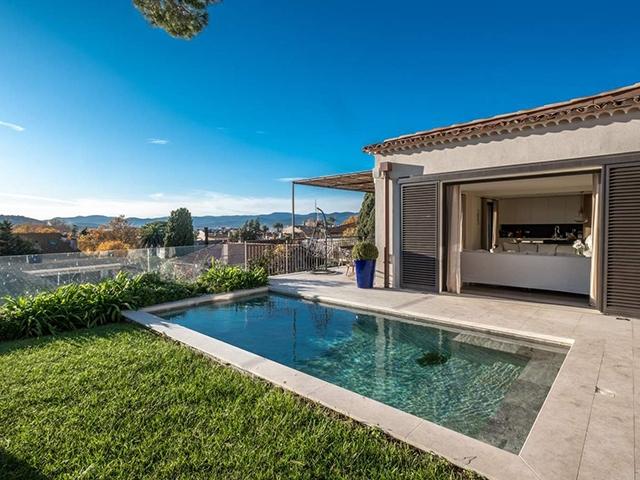 Saint-Tropez - Magnifique Villa 6.0 pièces - Vente immobilière