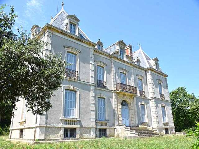 Montady - Schloss 21.0 rooms - international real estate sales
