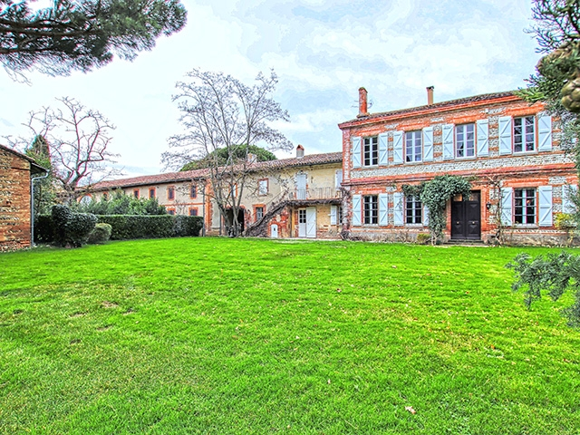 Miremont -  House - Real estate sale France TissoT Realestate TissoT
