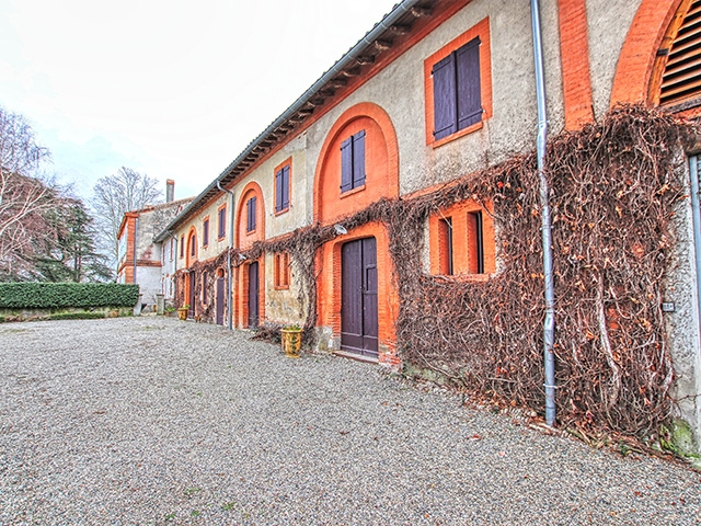 Bien immobilier - Miremont - Maison 9.0 pièces