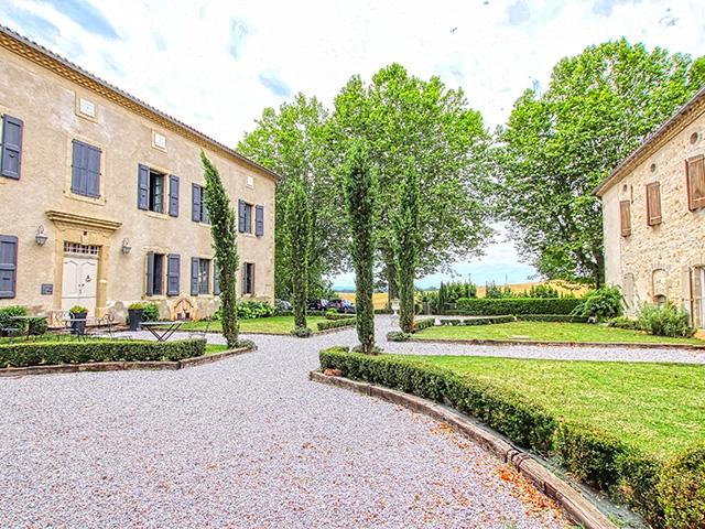 Albi - Castello 16.0 locali