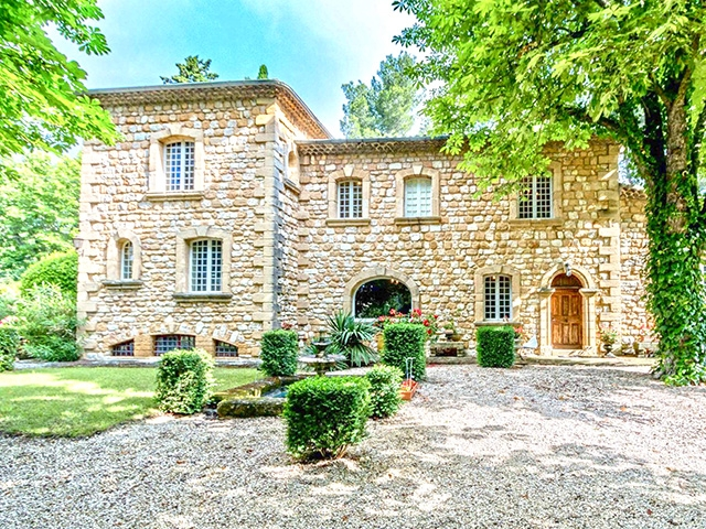 Aix-en-Provence -  Mansion house - Real estate sale France TissoT Realestate TissoT