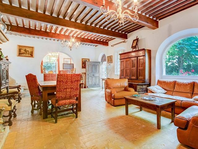 Aix-en-Provence 13540 PROVENCE-ALPES-COTE D'AZUR - Maison de maître 9.0 pièces - TissoT Immobilier