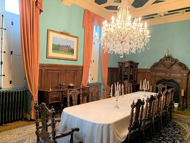 Maubeuge 59600 NORD-PAS-DE-CALAIS-PICARDIE - Château 22.0 pièces - TissoT Immobilier