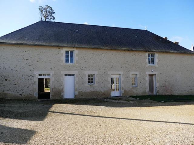 Montmorillon - Château 16.0 pièces