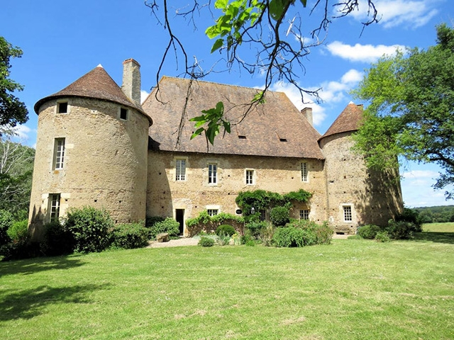 Decize -  Castle - Real estate sale France TissoT Realestate TissoT