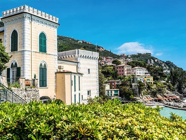 Zoagli -  Castello - Vendita immobiliare - Italia - TissoT Immobiliare Italia TissoT