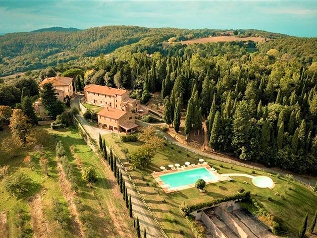 San Gimignano -  Maison - vente immobilier Italie Immobilier Vaud Genève TissoT