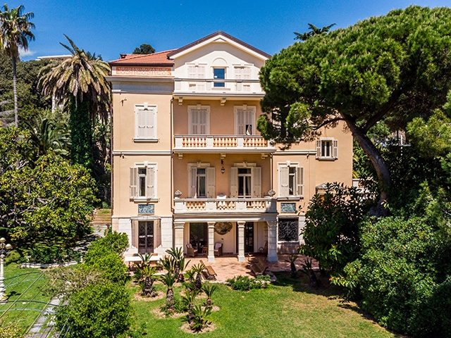 Sanremo -  Maison - vente immobilier Italie Immobilier Vaud Genève TissoT
