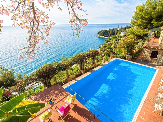 Bordighera -  Maison - vente immobilier Italie Immobilier Vaud Genève TissoT