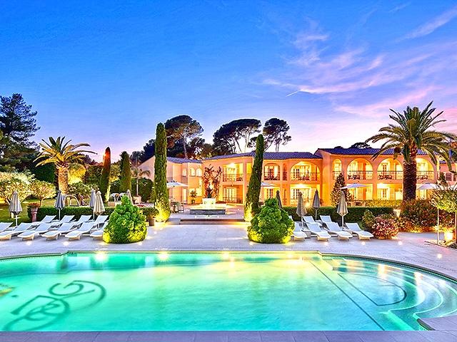 Antibes -  Hôtel - vente immobilier France Immobilier Vaud Genève TissoT