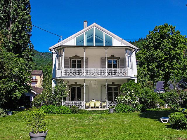 Bitschwiller-les-Thann -  Maison - vente immobilier France Immobilier Vaud Genève TissoT