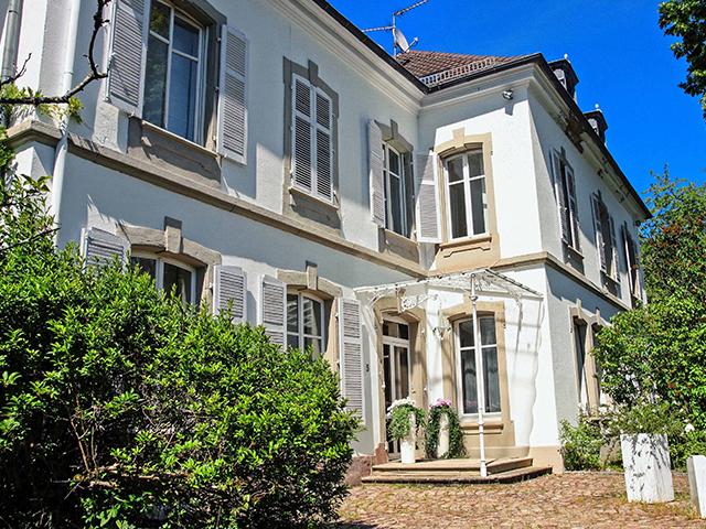 Bitschwiller-les-Thann - Maison 10.0 pièces