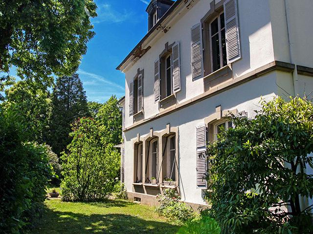 Bien immobilier - Bitschwiller-les-Thann - Maison 10.0 pièces