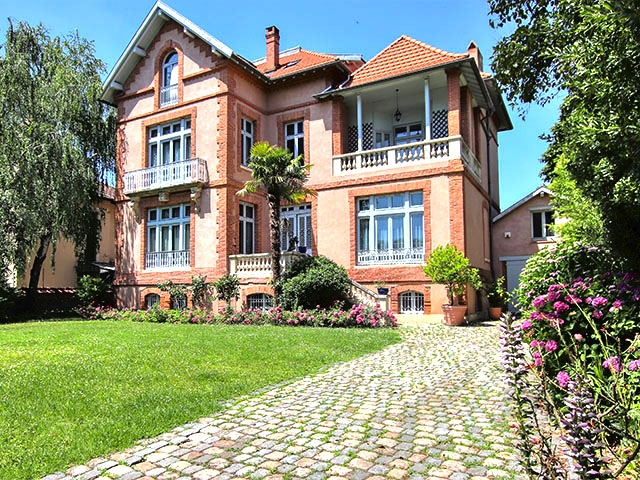 Toulouse Busca - Schloss 8.5 rooms - international real estate sales