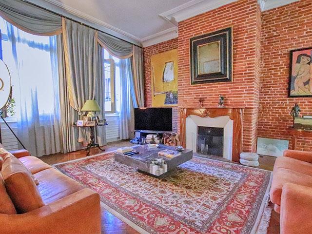 Toulouse Busca 31300 LANGUEDOC-ROUSSILLON-MIDI-PYRENEES - Castello 8.5 rooms - TissoT Immobiliare