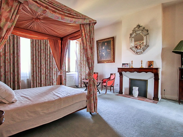 real estate - Toulouse Busca - Château 8.5 rooms