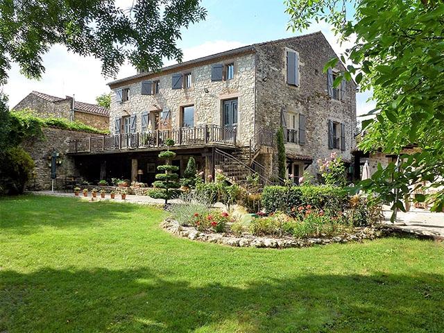 Cordes-sur-Ciel - Haus 10.0 Zimmer - Immobilienverkauf