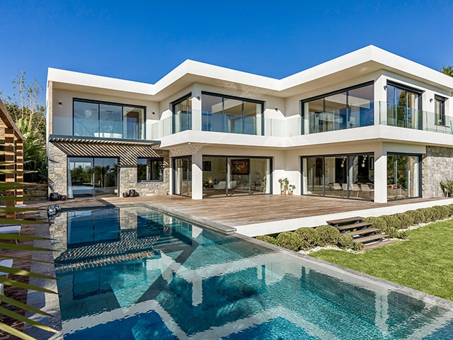 Mougins - Villa 7.0 Zimmer - Immobilienverkauf