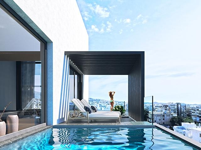 Glyfada - Duplex 7.0 locali - Grèce immobiliare in vendita