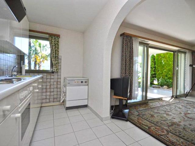 Minusio TissoT Realestate : Villa individuelle 5.5 rooms