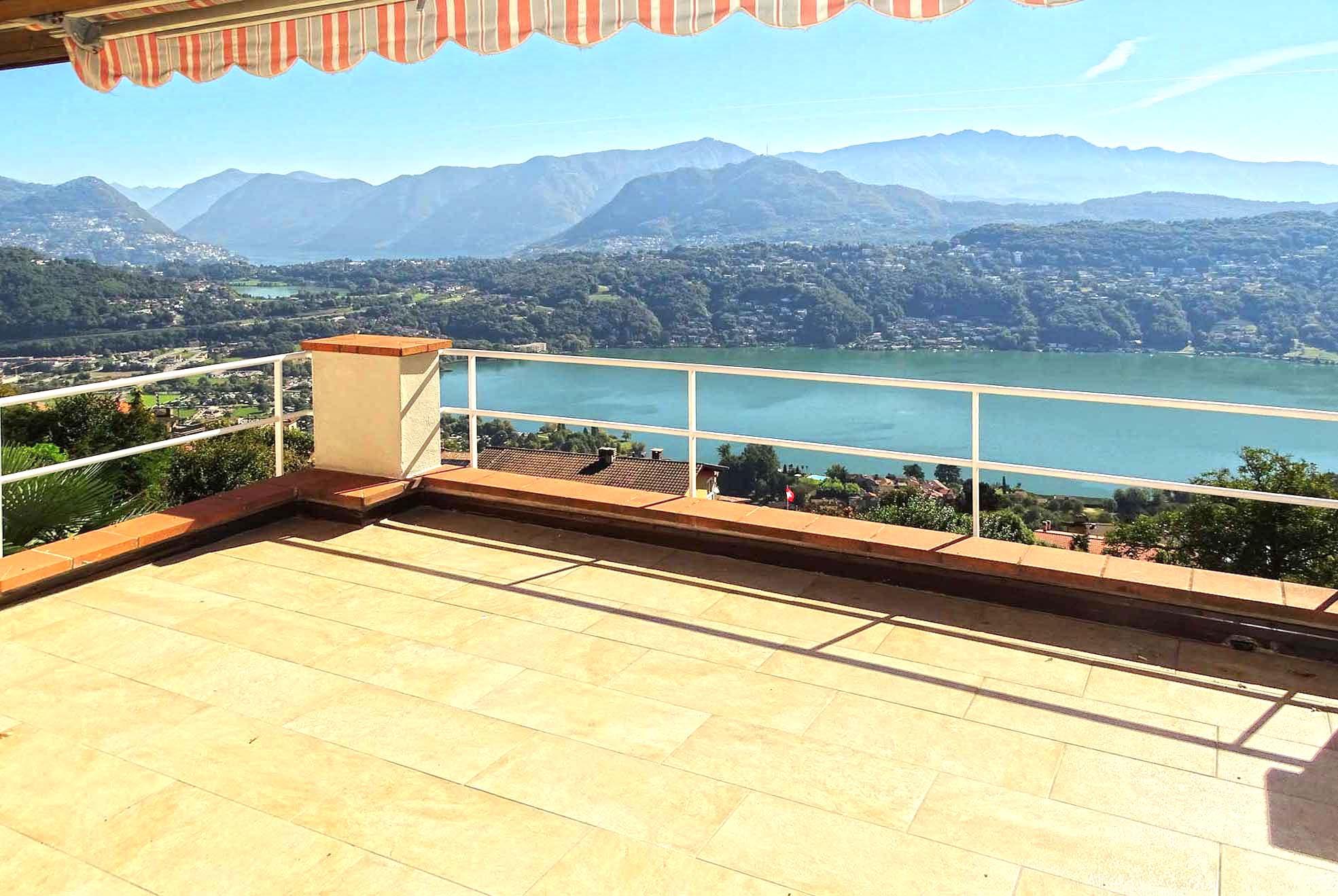 Vernate - Villa 7.5 locali - acquisto di immobili