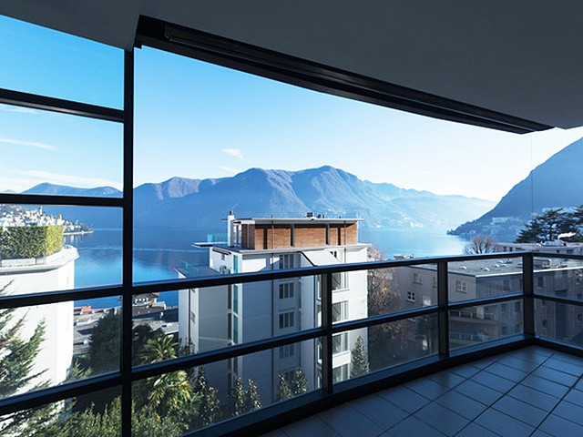 Lugano - Duplex 4.5 rooms - real estate for sale