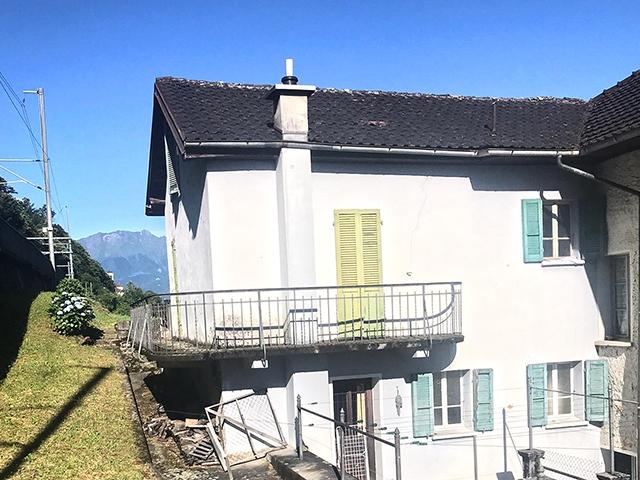 Bien immobilier - Magadino - Maison 8.0 pièces