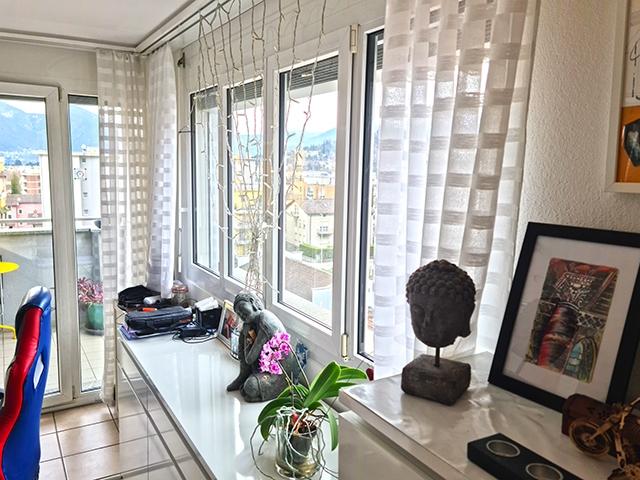 Immobiliare - Solduno - Appartamento 3.5 locali