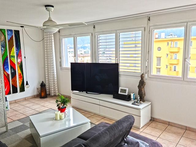 Solduno 6600 TI - Appartamento 3.5 rooms - TissoT Immobiliare