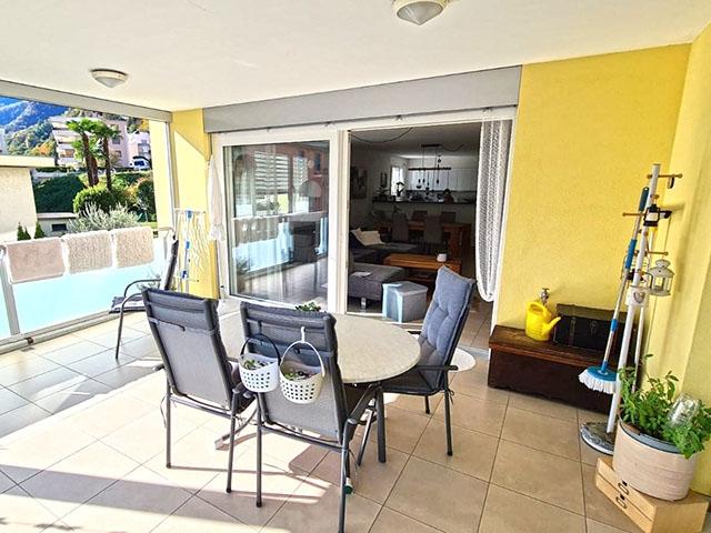 Brissago - Wohnung 4.5 rooms - real estate sale