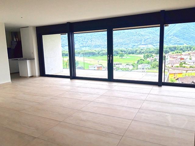 Cugnasco TissoT Immobiliare : Appartamento 4.5 rooms